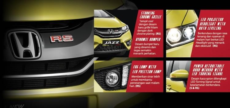 Harga Honda Jazz Makassar 2017, Spesifikasi & Gambar