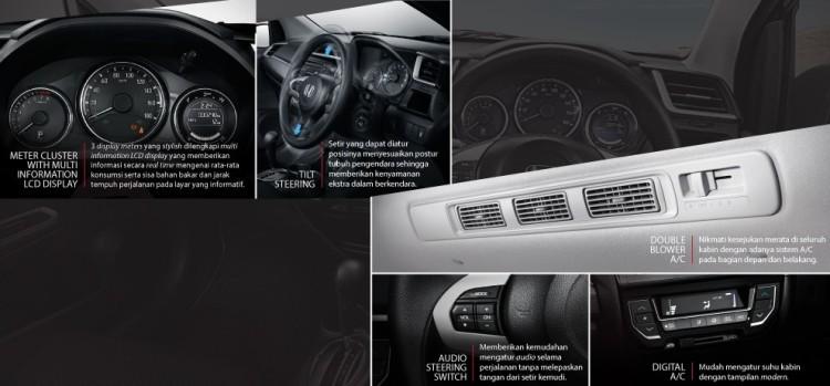 Harga Honda BR-V Makassar 2017, Spesifikasi & Gambar