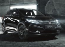 Honda HR-V Black Edition Lebih Sangar