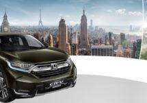 Harga Honda CR-V