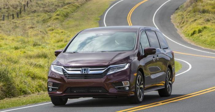Honda Odyssey 4G LTE