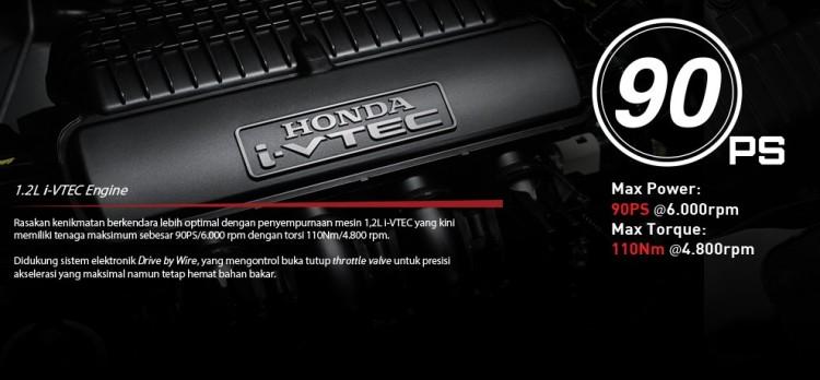 Harga Honda Brio Satya Makassar 2017, Spesifikasi & Gambar