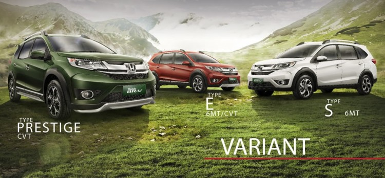 Harga Honda Br V Makassar 2020 Spesifikasi Gambar Honda Makassar