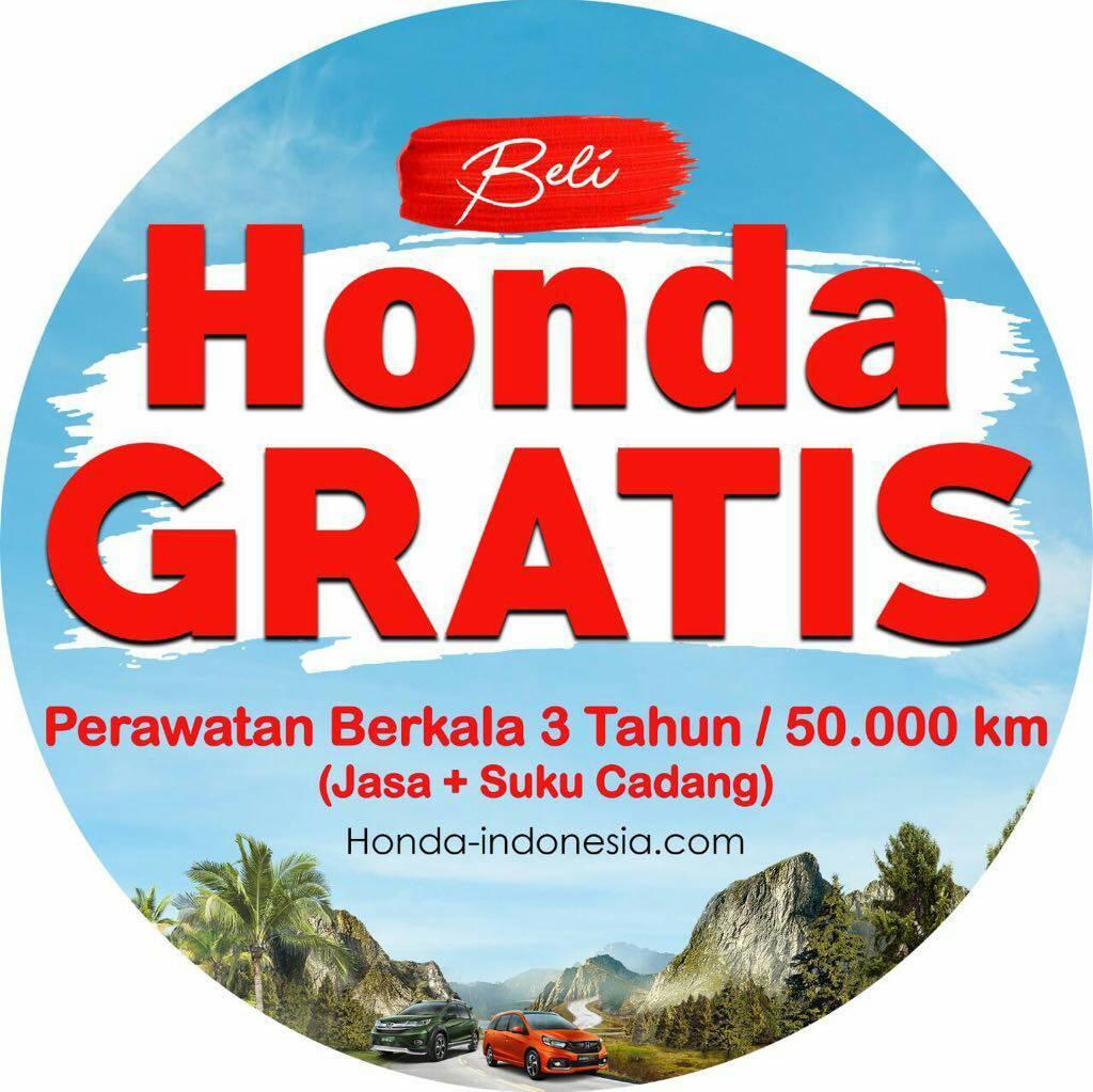 Promosi Akhir Tahun 2017 Honda Makassar Indah