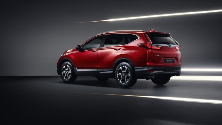 All-New Honda CR-V 2018 Hadir Di Eropa Dengan Teknologi Hybrid